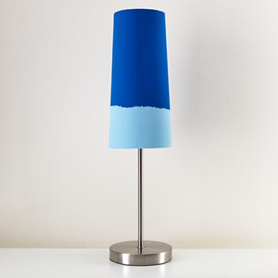 Lighten Up Table Shade (Blue)