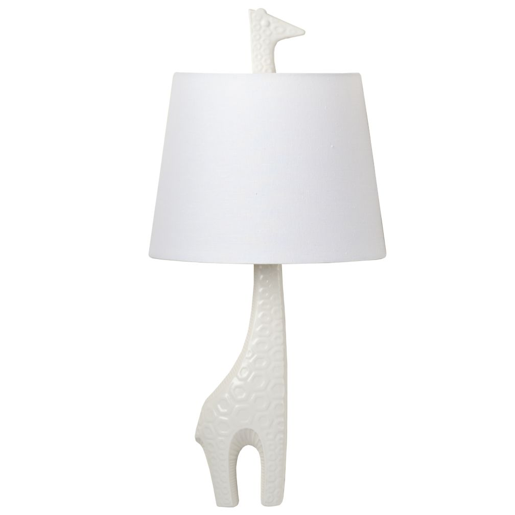 Giraffe Wall Sconce (Left Facing)