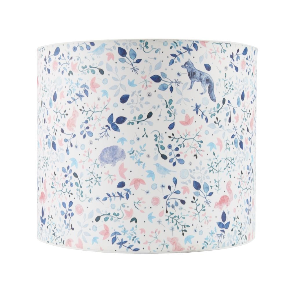 Printed Table Lamp Shade (Nature)
