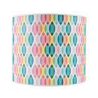 Rainbow Printed Table Lamp Shade.