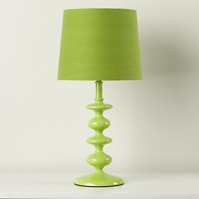 Checkmate Table Lamp Base (Green)