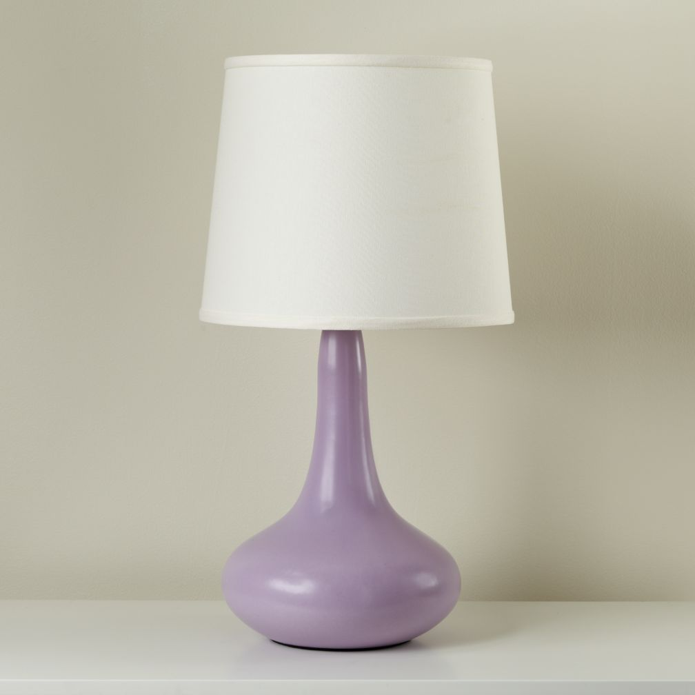 Eden Table Lamp (Lavender)