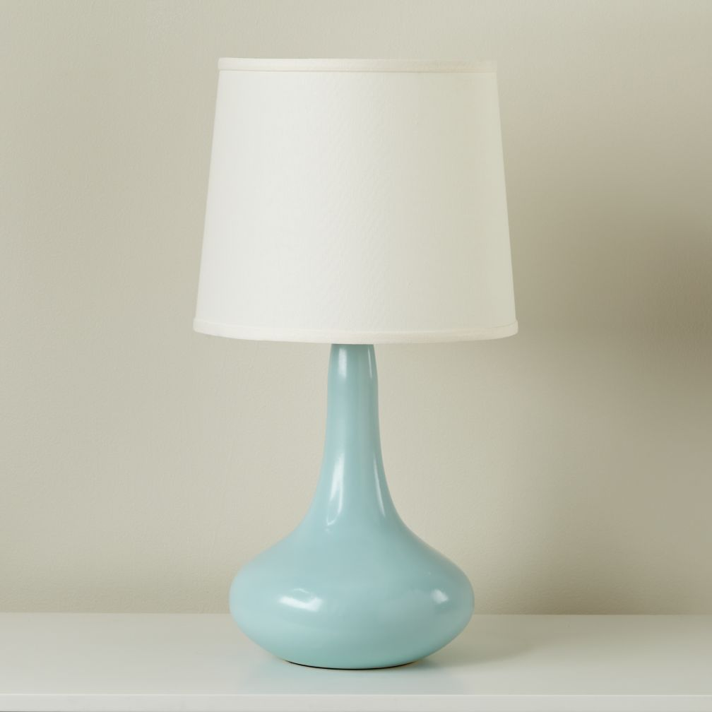 Eden Table Lamp (Light Blue)