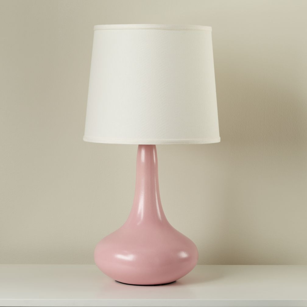 Eden Table Lamp (Pink)