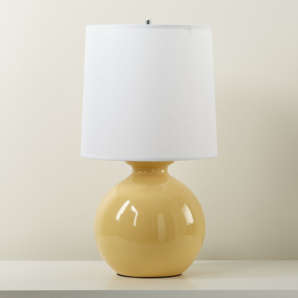 Gumball Lamp (Yellow)