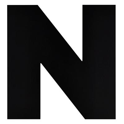 Not Giant Enough Letter N
