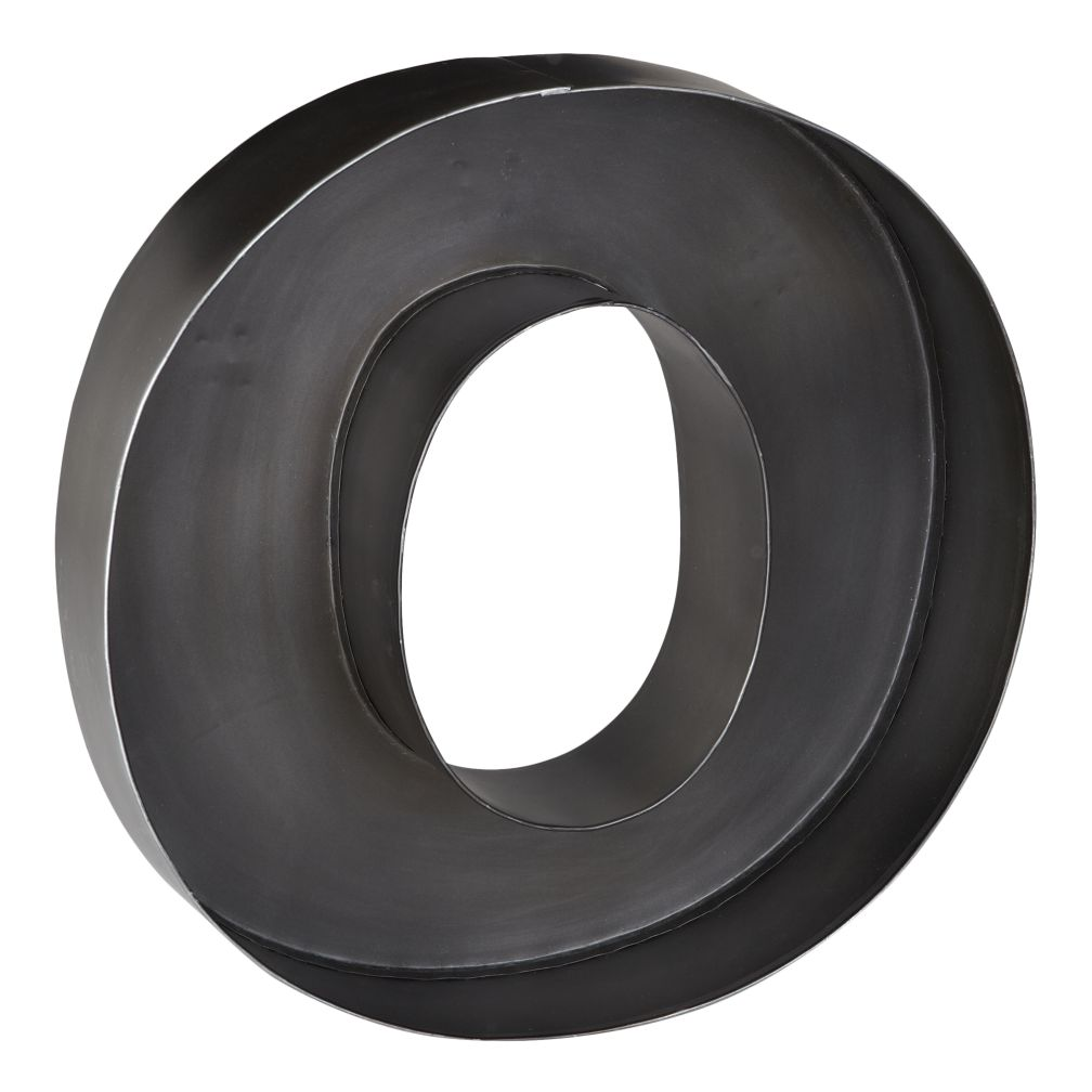 O Magnificent Metal Letter/Number