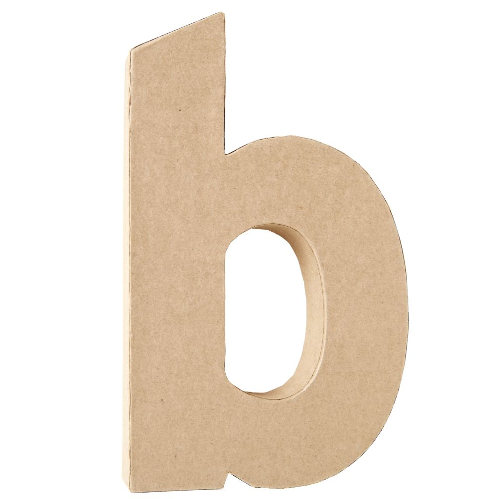B Crafty Kraft Paper Letter