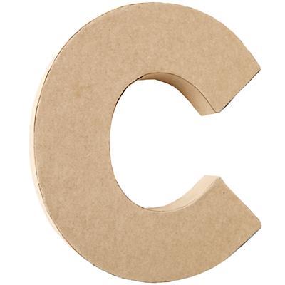 C Crafty Kraft Paper Letter