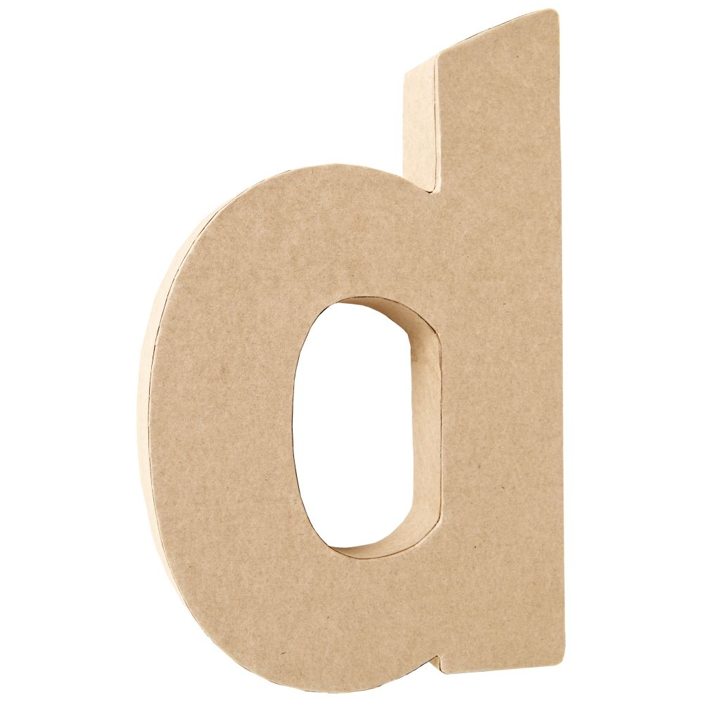 D Crafty Kraft Paper Letter