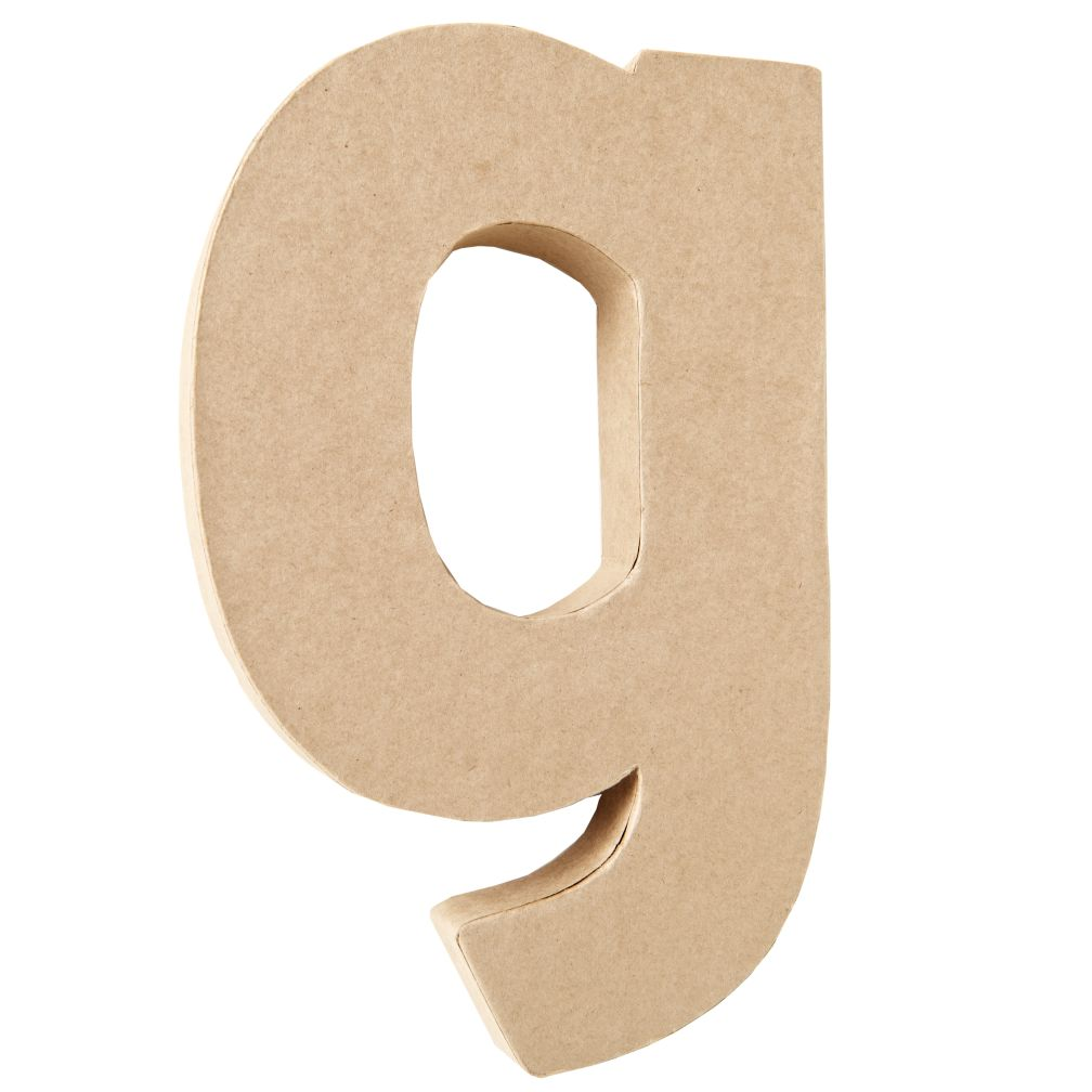 G Crafty Kraft Paper Letter