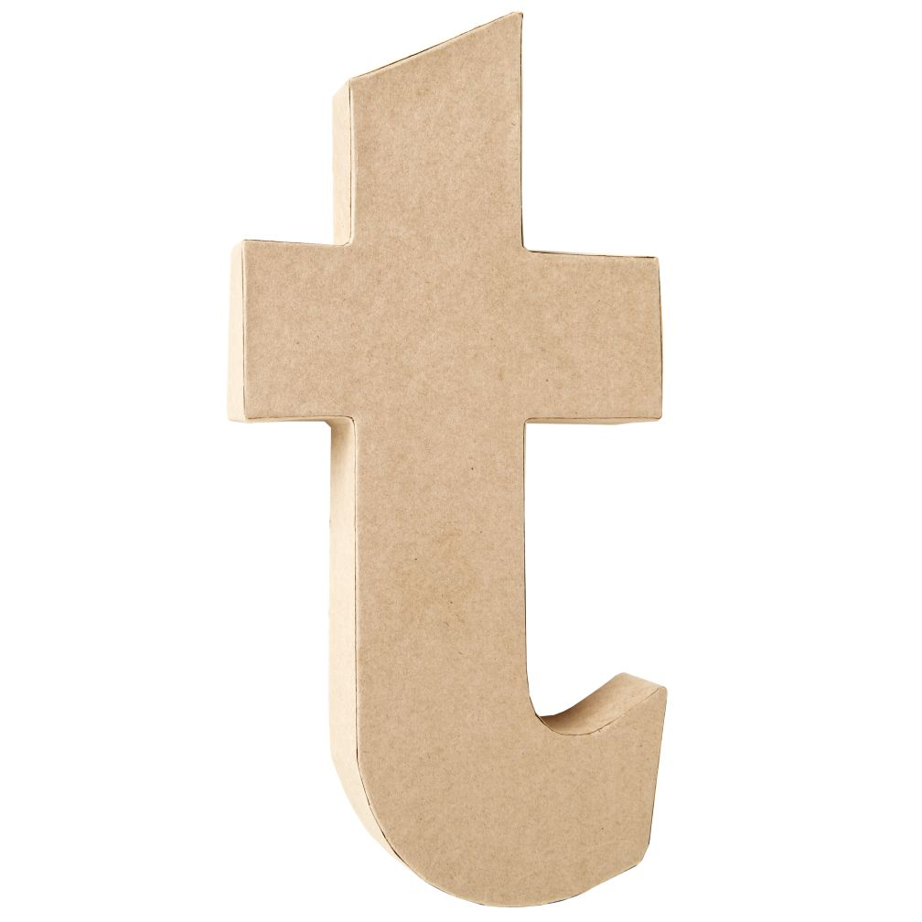 T Crafty Kraft Paper Letter