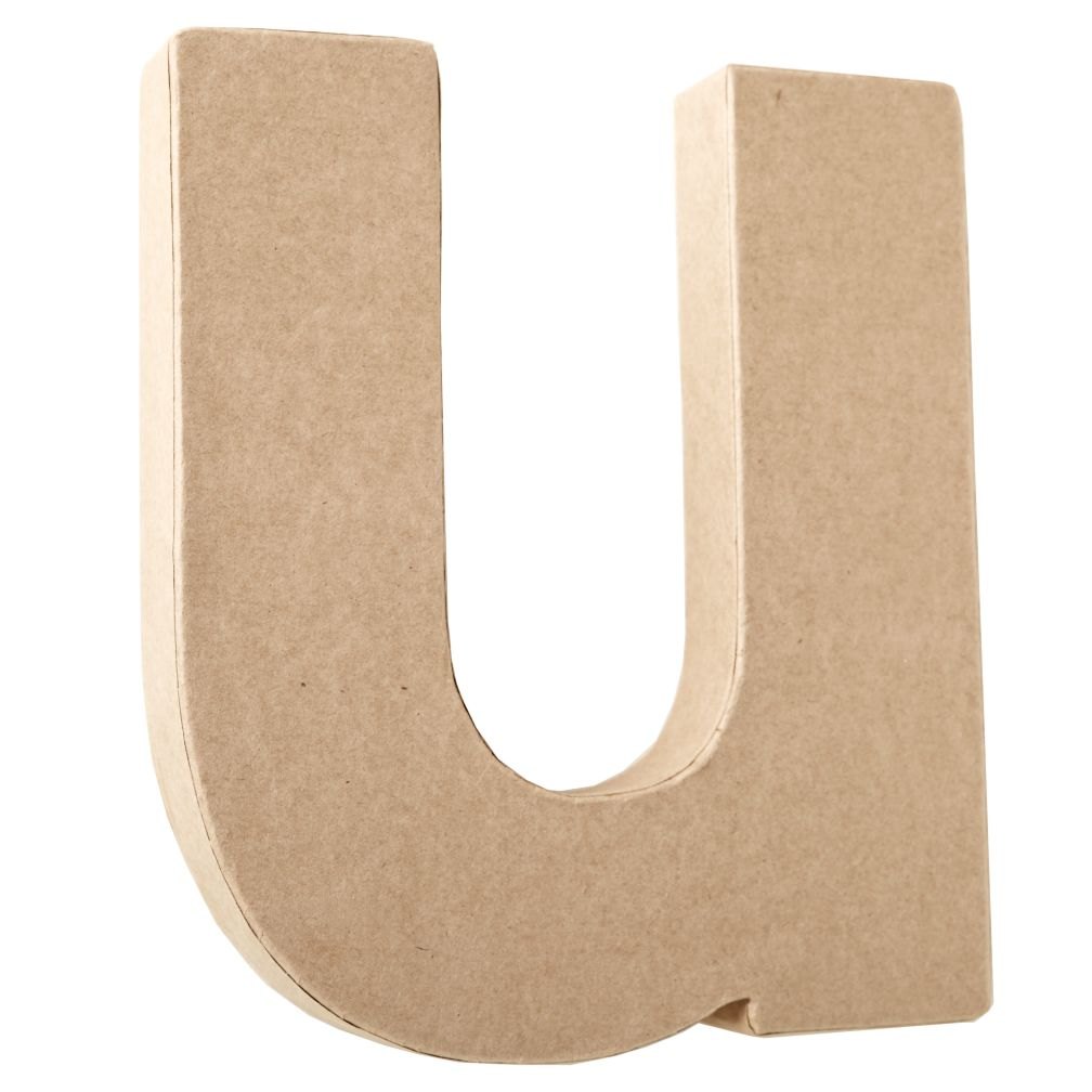 U Crafty Kraft Paper Letter