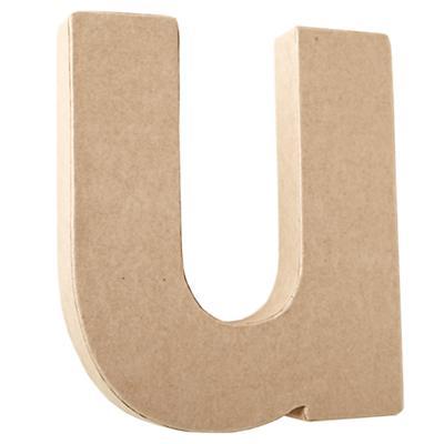 U Crafty Kraft Paper Letter