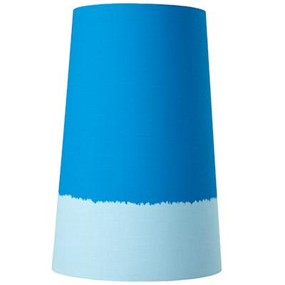 Lighten Up Floor Shade (Blue)