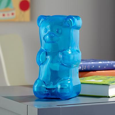 Gummy Bear Nightlight (Blue)