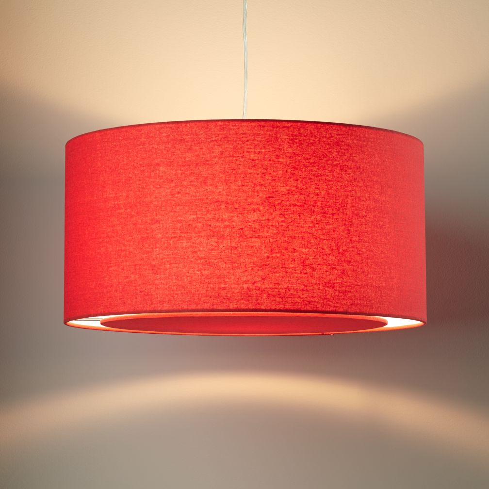Hangin' Around Ceiling Lamp (Red)