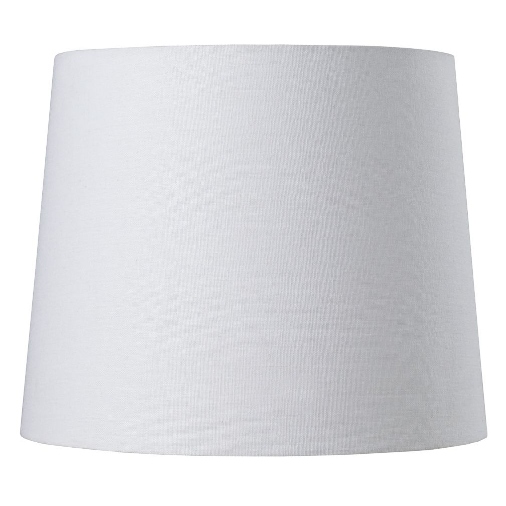 White Light Years Table Shade