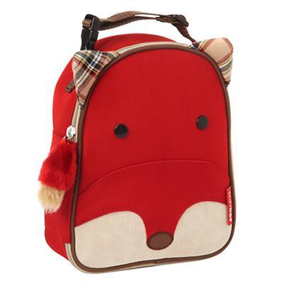 Feeding Time Lunch Bag (Fox)