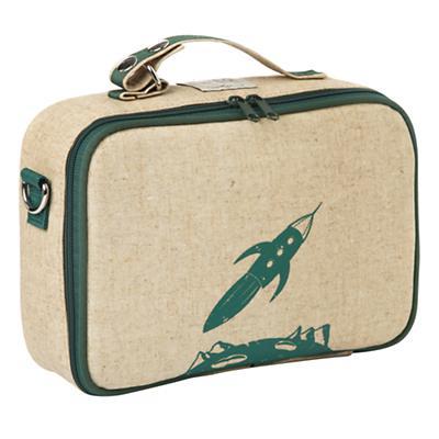 Retro Rocket Lunchbox