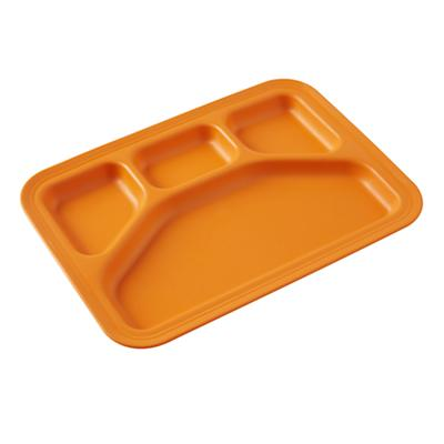 Cafeteria Tray (Orange)