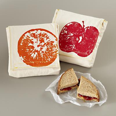 Fruit Snack Pouch  Apple/Orange