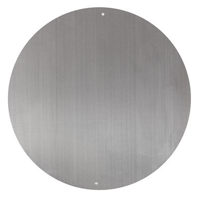 "12"" Circle Magnet Board (Silver)"