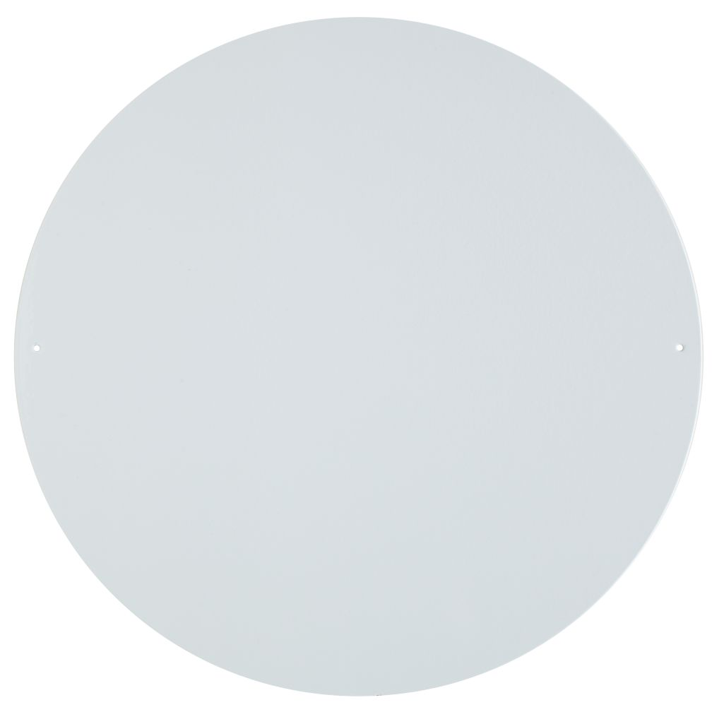 "16"" Perfect Circle Magnet Board (White)"