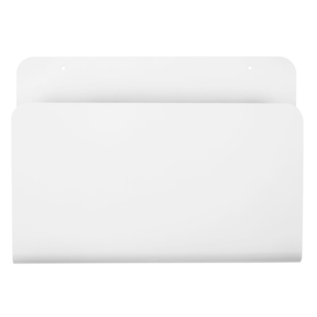 Magnificent Magnetic Magazine Pocket (White)