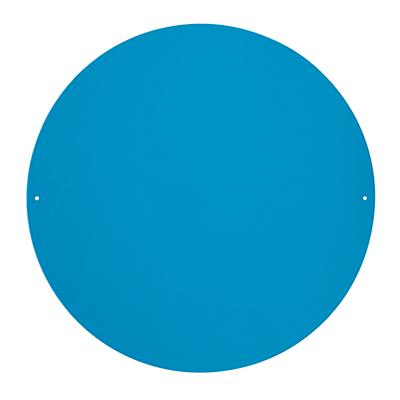Perfect Circle Magnet Board (Blue)