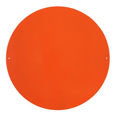 "Perfect Circle Magnet 16"" Board (Orange)"