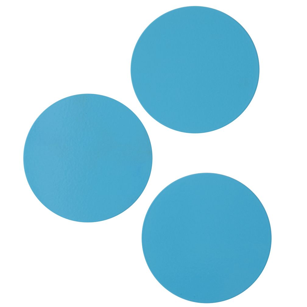 Blue Spot Magnets (Set of 3)