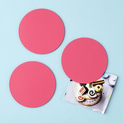 Pink Seeing Spots Magnets (Set of 3)