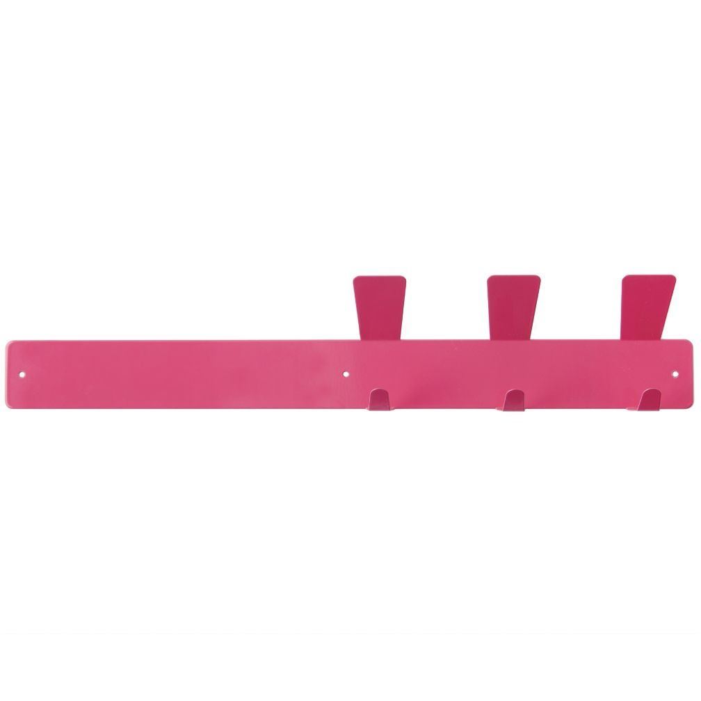Every Which Way Magnet Hook Strip (Pink)