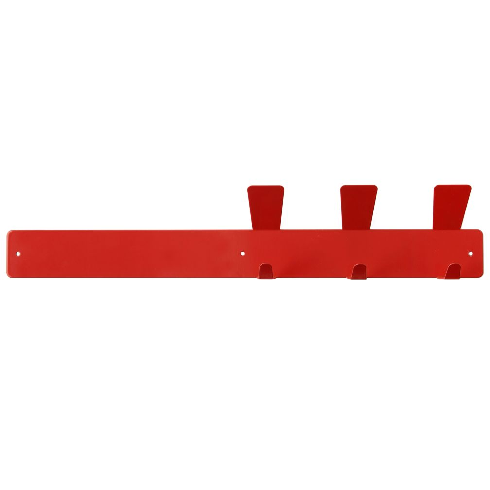 Every Which Way Magnet Hook Strip (Red)