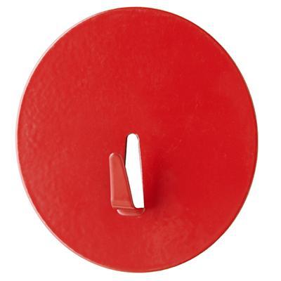 Red Spot On Magnet Hook