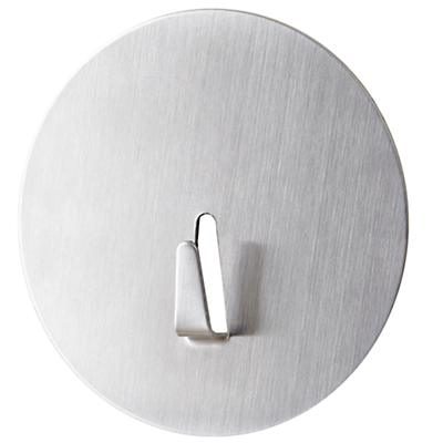 Silver Spot On Magnet Hook