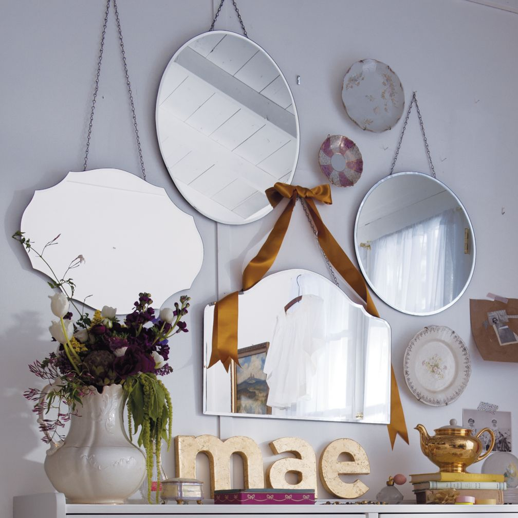You Look Mahvelous Mirrors (Set of 4)