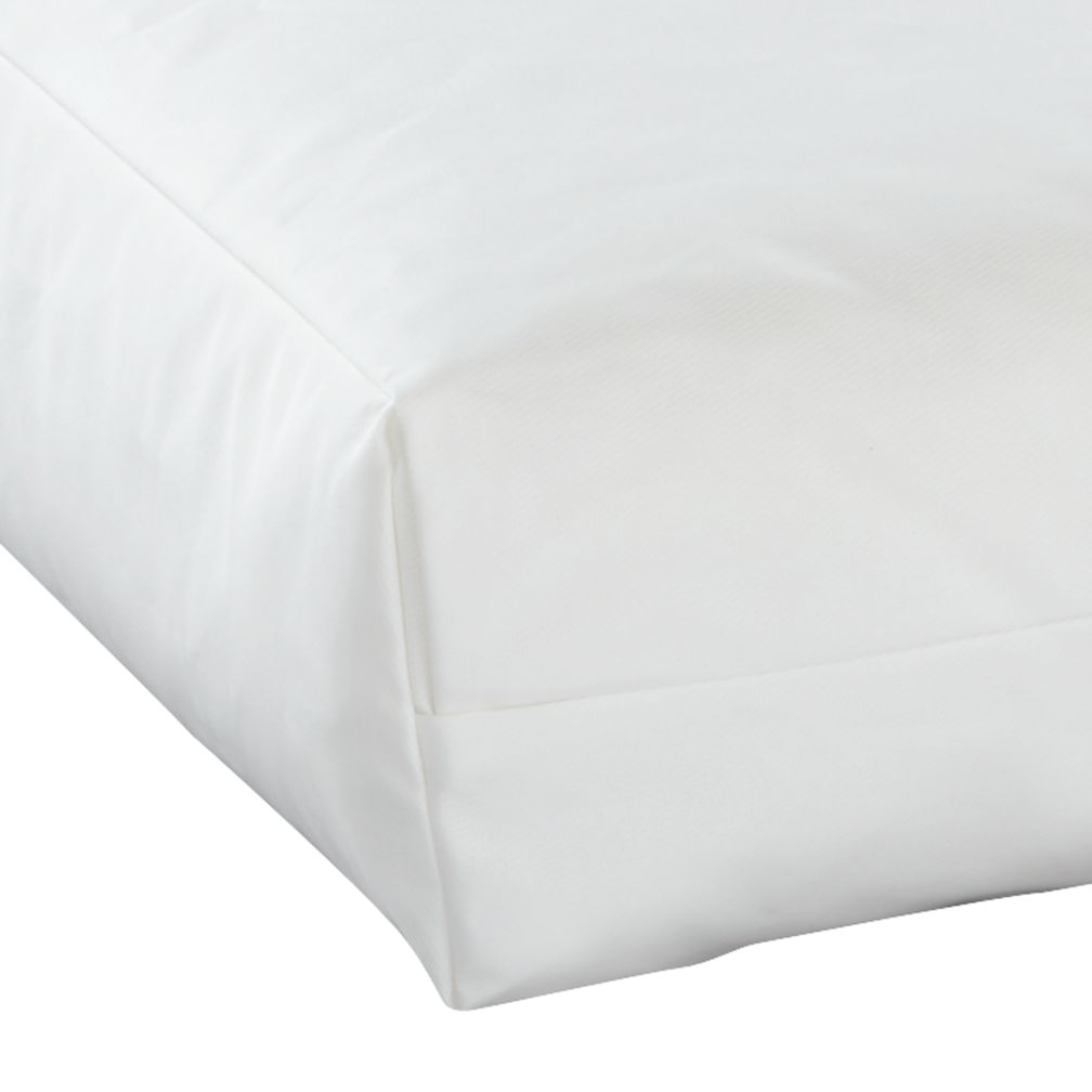 Naturepedic No-Compromise Organic Cotton Lightweight Crib Mattress
