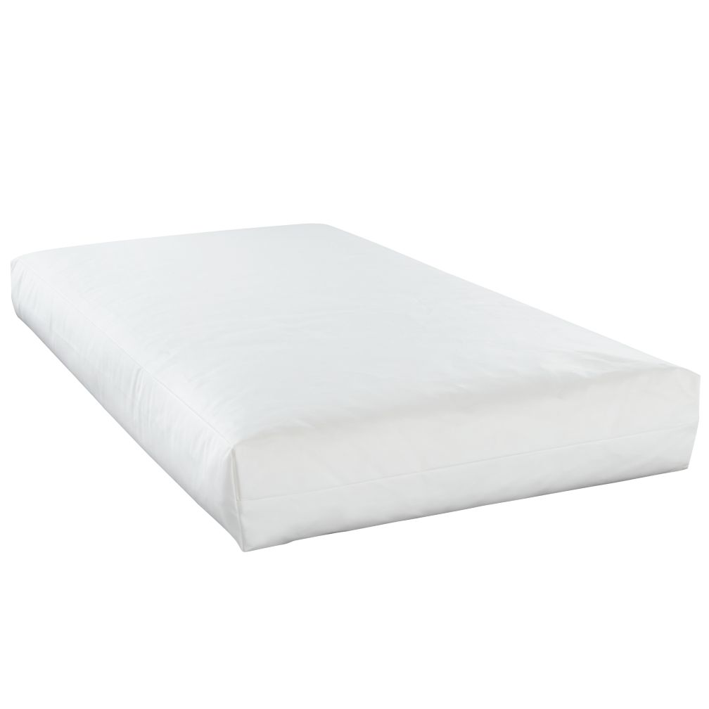 Naturepedic No-Compromise Organic Crib Mattress