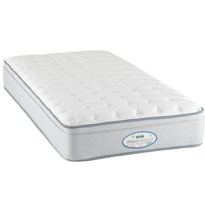 Twin Simmons Beautyrest® Euro Top Mattress
