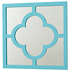 Aqua My Lucky Four Leaf Mirror