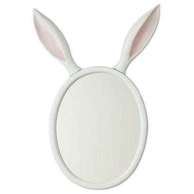 Good Hare Day Wall Mirror
