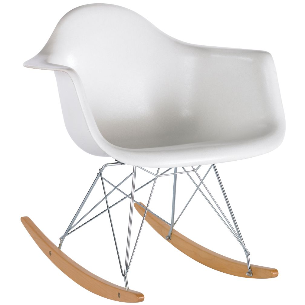 "Retro Rocking Chair<br /><br />seat to top of back: 16""h"