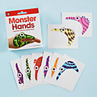 Monster Hand Tattoo Set