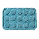 Blue Muffin Bath Mat