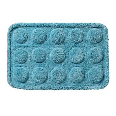 Muffin Bath Mat (Blue)