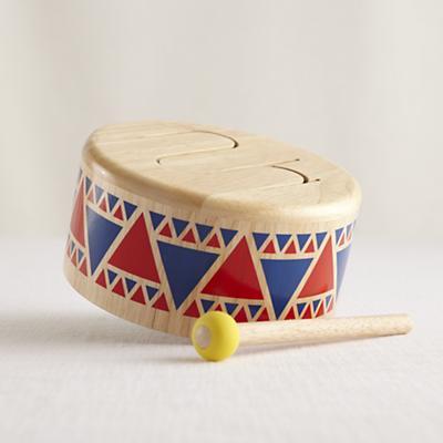 Wood Drum
