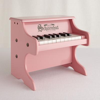 Wolfgang Amadeus Jr. Piano (Pink)