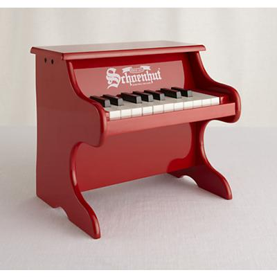 Wolfgang Amadeus Jr. Piano (Red)